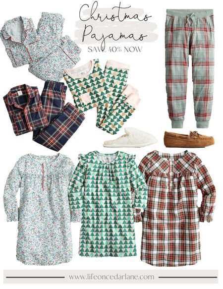 Christmas pajamas for kids!! Score them all for 30% off now!   #christmaspajamas   #LTKHoliday #LTKkids #LTKunder50