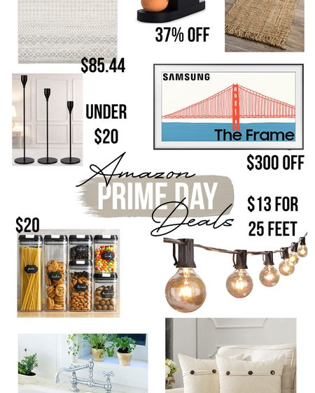 If you don't know I absolutely love Amazon and Prime Day is the best part of the year. There are so many sales it. can be hectic but I rounded up a few of my favorites and wanted to share! I will keep adding as I find more deals and things I snag for myself!  http://liketk.it/3id0t #liketkit @liketoknow.it #LTKunder50 #LTKsalealert #LTKhome @liketoknow.it.home You can instantly shop my looks by following me on the LIKEtoKNOW.it shopping app!