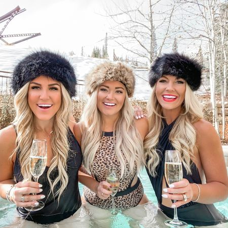 Cheers to our BIRTHDAY babe!!!🥂👯♀️31 never looked so good! 💗 You babes went crazy for our #AmazonFind Faux Fur Headbands you get two color options for under $20!!! 😍 Linking those here!   And now for my mushy birthday message to my sister lol 👭 Cristie getting to have you as my sister, best friend, and business partner have been one of the greatest blessings of my life! You are truly one of the kindest, most selfless, and loving people I know. I am beyond blessed to get to do life with you everyday and chase our dreams together!! You are insanely talented and and a blessing to all the meet you! I adore you and cannot wait yo see all the adventures this year will bring! ✨ I love you!!! 😘 http://liketk.it/2HaOw #liketkit @liketoknow.it  #girlstrip #parkcity #birthday #birthdaygirl #travelblogger #vacation #vacay #LTKholidaystyle #LTKsalealert #LTKtravel