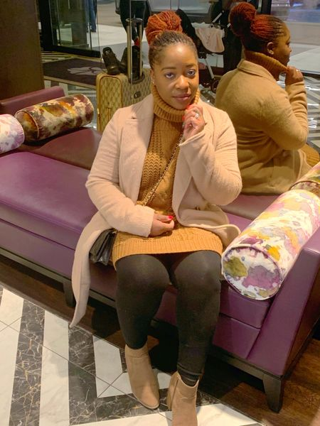 Sweater Weather!   Shop my daily looks by following me on the LIKEtoKNOW.it shopping app @liketoknow.it   Outfit details - http://liketk.it/36RVV   . . . .   #liketkit #LTKSeasonal #LTKVDay #LTKunder50