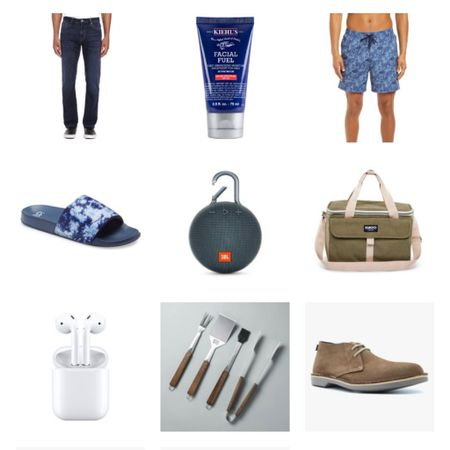 Father's Day gift ideas🎁 . I know my hubby would love anything on this list ✔️ Gifts starting at $11  . Actually, great gift ideas for Boys too✔️ .  Shop my daily looks by following me on the LIKEtoKNOW.it shopping app Download the LIKEtoKNOW.it shopping app to shop this pic via screenshot http://liketk.it/3gFFz #liketkit @liketoknow.it #LTKsalealert #LTKmens #LTKfamily #nordstromsale #giftidea # salealert #fathersday #fathersdaygift #summertime #giftsfordad Giftguide