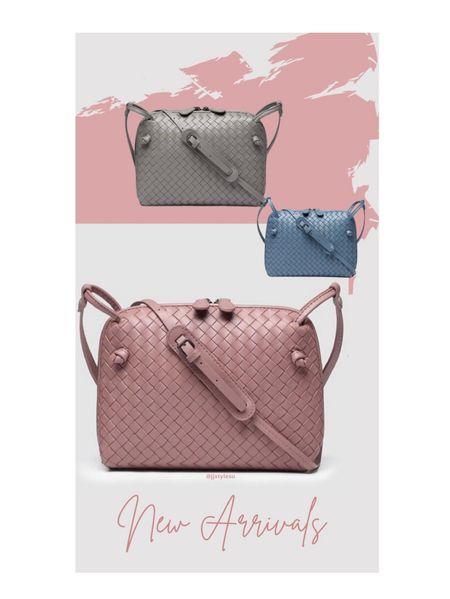 New Arrivals|Crossbody|wovenbags|dumplingbags|satchel|purse|handbag|   #LTKitbag #LTKsalealert #LTKunder100