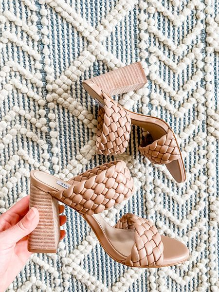 These heeled sandals are the perfect basic to have in your closet! They have a great heel height, that feels pretty dressy, but the neutral color doesn't make them too formal. I'll be wearing these into the fall with jeans and dresses!  #LTKshoecrush