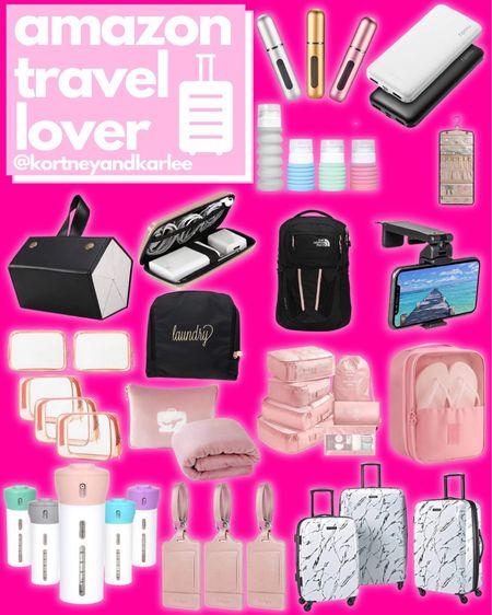 Amazon Travel Lover!  Amazon travel must haves | amazon travel favorites | travel favorites | travel essentials | travel finds | travel must haves | amazon travel finds | amazon travel essentials | amazon travel must haves | travel junkie | trovel lover | Kortney and Karlee | #kortneyandkarlee #LTKunder50 #LTKunder100 #LTKsalealert #LTKstyletip #LTKSeasonal #LTKtravel #LTKswim #LTKbeauty @liketoknow.it #liketkit http://liketk.it/3hM6C