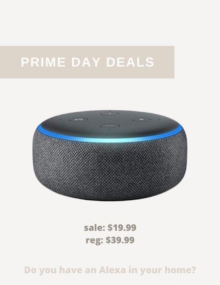 Amazon prime day deals, Alexa deals   #LTKhome #LTKunder50 #LTKsalealert