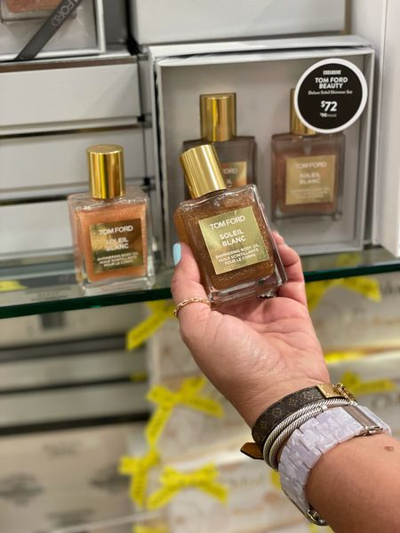 Nordstrom Anniversary Sale. Nordstrom sale   A little trick if you like the smell of the Tom Ford perfume by this body oil for half the price and the same smell!   #LTKsalealert #LTKbeauty #LTKstyletip