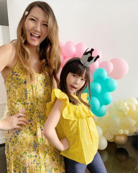 #mommyandme #matchingoutfits  #motherdaughter #yellow #catimini http://liketk.it/2MyMl #liketkit @liketoknow.it