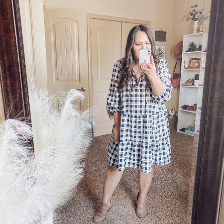 Fall casual dress   #LTKstyletip #LTKunder50 #LTKHoliday