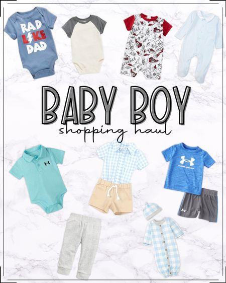 Baby Boy Clothes | Boy Outfit | Baby Boy Shopping Haul | Amazon Finds |  Newborn Clothes @liketoknow.it #liketkit http://liketk.it/3bPOl #LTKkids