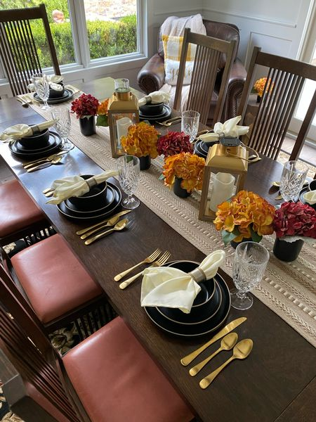Can't wait for more fall dinners in this space 🥰   #LTKHoliday #LTKSeasonal #LTKhome