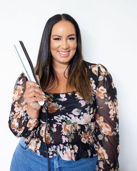 This straightener is amazing and I have a discount code Rochelle10 to save $$$ hairdotcompartner http://liketk.it/3gKdB #liketkit @liketoknow.it #LTKsalealert #LTKbeauty