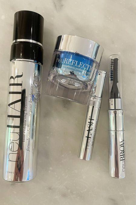 Amazing products from Skin Research Lab.  NeuLash NeuBrow NeuHair NeuReflection   #LTKbeauty