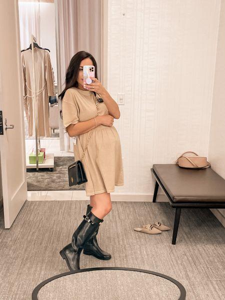#nordstromanniversaysale #dress #maternity #maternitydress   #LTKstyletip #LTKsalealert #LTKbump