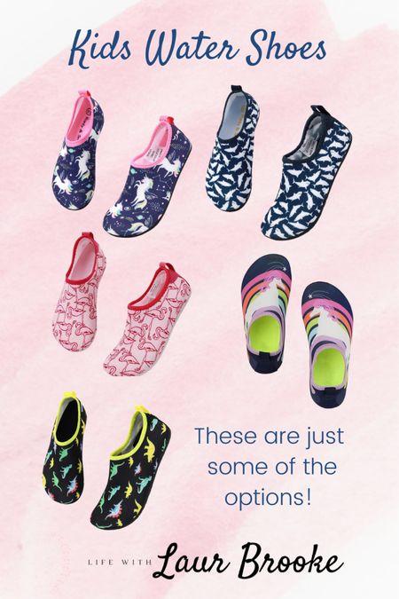 Kids Water Shoes   http://liketk.it/3hwA8 #liketkit @liketoknow.it #LTKfamily #LTKkids #LTKswim