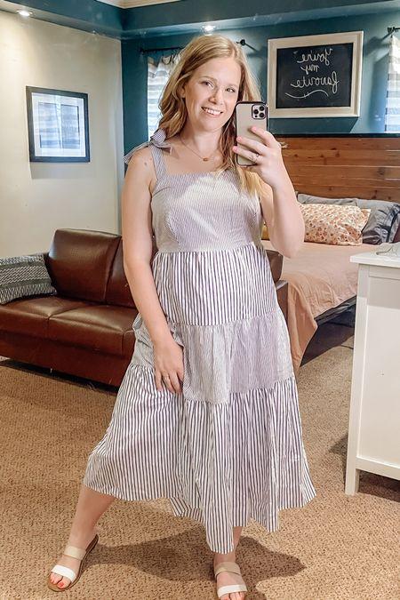 Cute new summer dress from Walmart!    #LTKtravel #LTKstyletip #LTKunder50