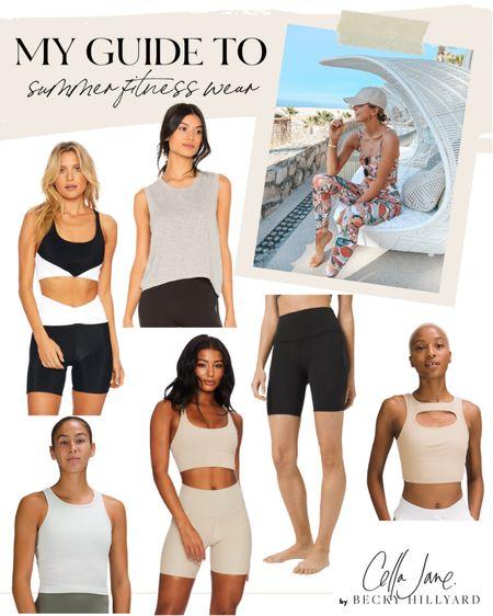 Summer activewear!   #LTKunder100 #LTKfit