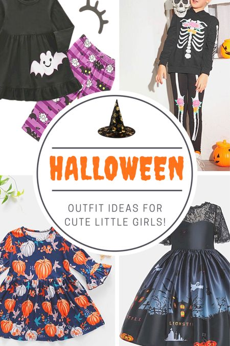 You won't believe how cute these outfits are... and the price is even better!! All from Shien Kids! They wear them once and they're done anyway so why spend a fortune? All of these outfits and so much more on Shein now! 🎃👻   #LTKfamily #LTKkids #LTKunder50