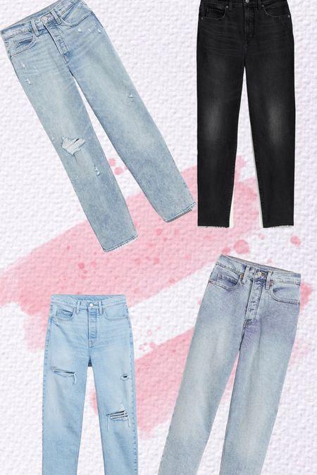 The best fitting jeans! High waisted, the perfect amount of stretch 😍  Extra 30% off online!   #LTKsalealert #LTKunder50 #LTKcurves