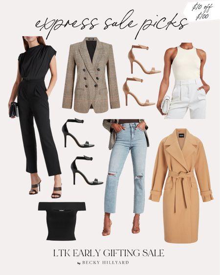 Express sale picks   #LTKstyletip #LTKsalealert #LTKSale