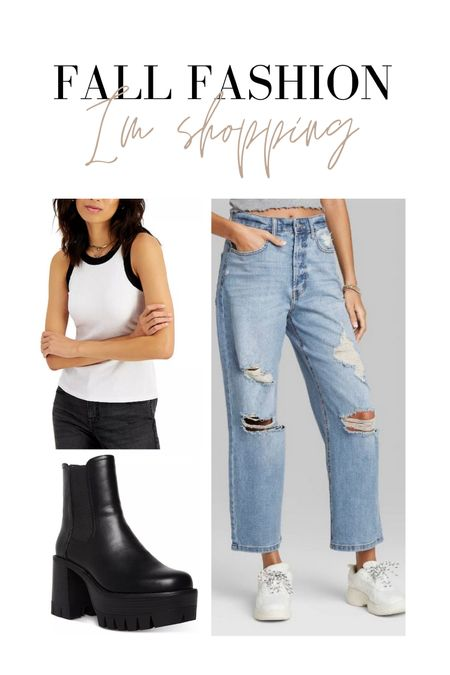 Fall fashion I'm shopping!   #LTKunder100 #LTKSeasonal #LTKstyletip