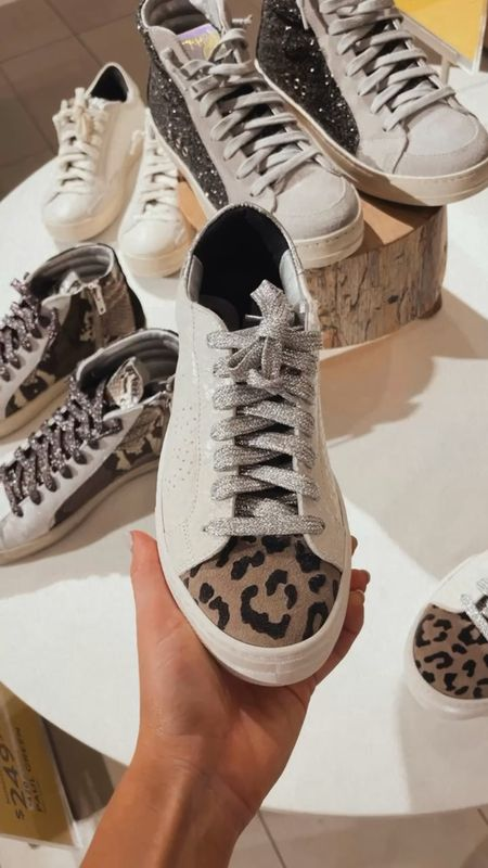Obsessed with these leopard sneakers! Great purchase if you love golden goose but don't want to pay the price tag   #LTKSeasonal #LTKshoecrush #LTKstyletip