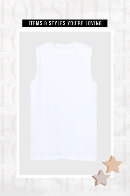 TOP SELLER — A basic white mail scale tee dress! Will be so cute layered for fall and winter  #LTKstyletip #LTKunder50