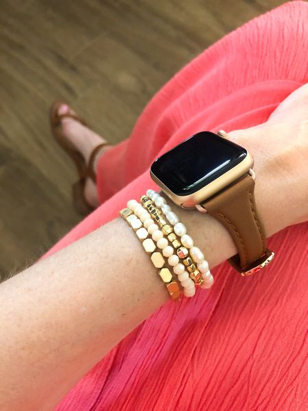 Take advantage of Amazon Prime and Target deals on Apple watches and affordable leather and silicone watch bands.   #LTKsalealert #LTKstyletip #LTKworkwear