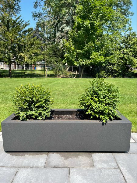 Our planter boxes linked!   #LTKhome #LTKfamily