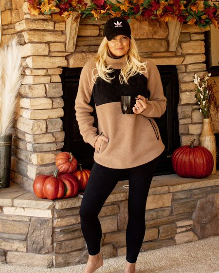 Abercrombie fleece sale! Reg $75 now $49. These will go fast. Super soft and comfy, warm without being too thick to move! ❤️ Wearing a M.   #LTKsalealert #LTKunder50 #LTKstyletip