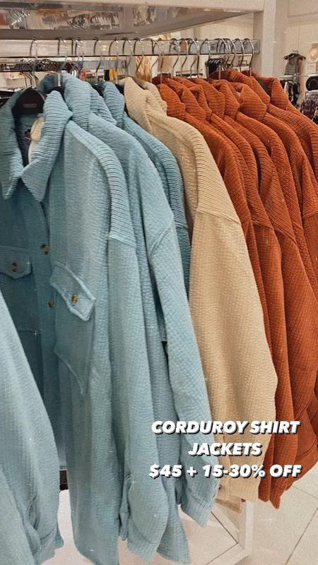 Love these affordable shackets! 15-30% off   #LTKsalealert #LTKstyletip #LTKunder50