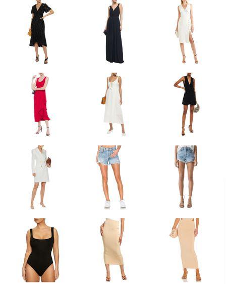 A few things I'm loving! http://liketk.it/3hyt8 #liketkit @liketoknow.it #LTKsalealert #dresses #denimshorts