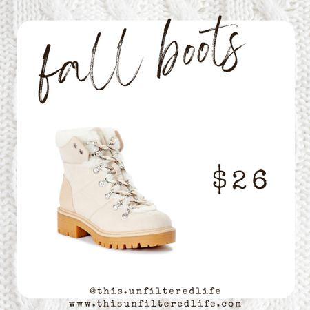 Affordable and stylish fall boots from Walmart #walmartfinds #walmartfashion   #LTKstyletip #LTKshoecrush #LTKSeasonal
