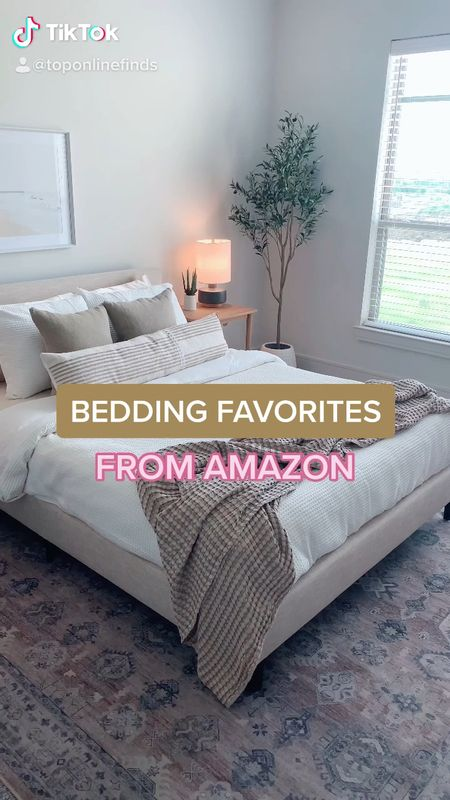 3 bedding favorites from Amazon! ✨   Amazon, Amazon home, home decor, bedding  #LTKstyletip #LTKunder50 #LTKhome