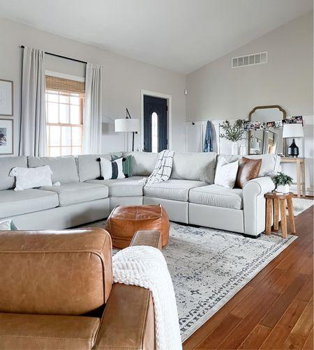 Neutral living room design inspo.   #LTKhome