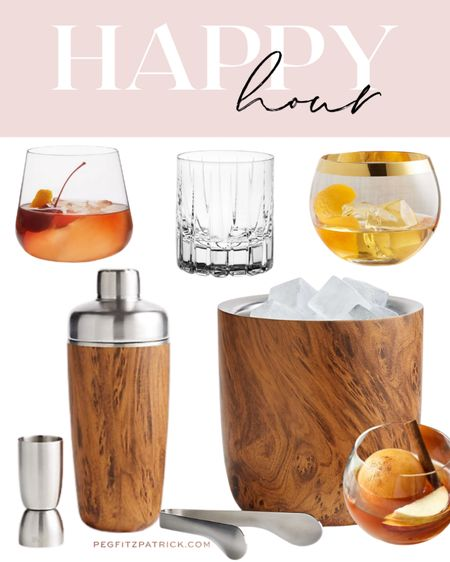 Cocktail hour starts now! Get ready for quarantinis  and old fashions with these smart gifts for your favorites. Beautiful gifts for holiday drinks and Zoom happy hours! http://liketk.it/33hIc #liketkit @liketoknow.it #StayHomeWithLTK #LTKunder50 #LTKgiftspo Follow me on the LIKEtoKNOW.it shopping app to get the product details for these gifts and see what's new!  #cocktailhour #happyhour #stayathome
