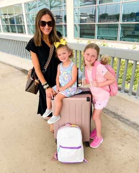 Summer Travel Style / Walmart / Nordstrom / mommy daughter / http://liketk.it/2RG07 #liketkit @liketoknow.it #LTKfamily #LTKkids #LTKtravel