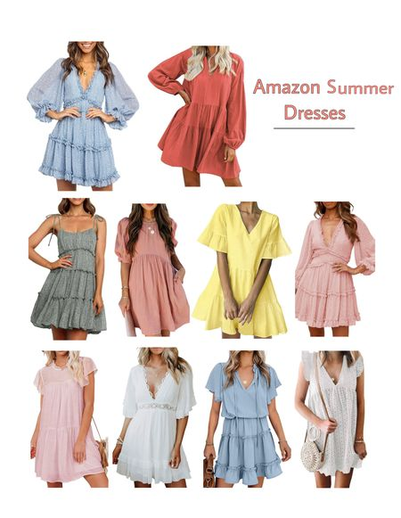 Amazon Summer Dresses      Wedding, Wall Art, Maxi Dresses, Sweaters, Fleece Pullovers, button-downs, Oversized Sweatshirts, Jeans, High Waisted Leggings, dress, amazon dress, joggers, bedroom, nursery decor, home office, dining room, amazon home, bridesmaid dresses, Cocktail Dress, Summer Fashion, Designer Inspired, soirée Dresses, wedding guest dress, Pantry Organizers, kitchen storage organizers, hiking outfits, leather jacket, throw pillows, front porch decor, table decor, Fitness Wear, Activewear, Amazon Deals, shacket, nightstands, Plaid Shirt Jackets, spanx faux leather leggings, Walmart Finds, tablescape, curtains, slippers, Men's Fashion, apple watch bands, coffee bar, lounge set, home office, slippers, golden goose, playroom, Hospital bag, swimsuit, pantry organization, Accent chair, Farmhouse decor, sectional sofa, entryway table, console table, sneakers, coffee table decor, bedding , laundry room, baby shower dress, teacher outfits, shelf decor, bikini, white sneakers, sneakers, baby boy, baby girl, Target style, Business casual, Date Night Outfits,  Beach vacation, White dress, Vacation outfits, Spring outfit, Summer dress, Living room decor, Target, Amazon finds, Home decor, Walmart, Amazon Fashion, Nursery, Old Navy, SheIn, Kitchen decor, Bathroom decor, Master bedroom, Baby, Plus size, Swimsuits, Wedding guest dresses, Coffee table, CBD, Dresses, Mom jeans, Bar stools, Desk, Wallpaper, Mirror, Overstock, spring dress, swim, Bridal shower dress, Patio Furniture, shorts, sandals, sunglasses, Dressers, Abercrombie, Bathing suits, Outdoor furniture, Patio, Sephora Sale, Bachelorette Party, Bedroom inspiration, Kitchen, Disney outfits, Romper / jumpsuit, Graduation Dress, Nashville outfits, Bride, Beach Bag, White dresses, Airport outfits, Asos, packing list, graduation gift guide, biker shorts, sunglasses guide, outdoor rug, outdoor pillows, Midi dress, Father's Day, Father's Day gift, Amazon swimsuits, Cover ups, Decorative bowl, Weekender bag  #LTKwedd