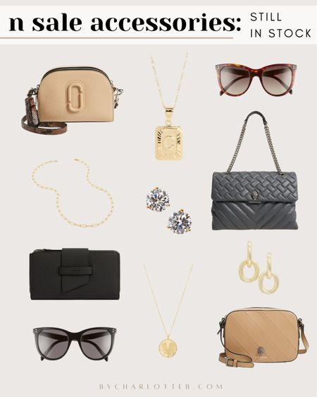 Nordstrom anniversary sale accessories, jewelry, and bags that are still in stock!  #LTKsalealert #LTKunder100 #LTKitbag