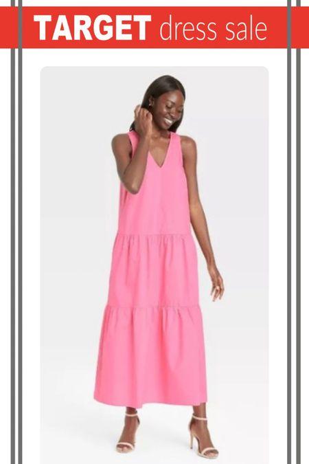 Target dress sale   #LTKSeasonal #LTKunder50 #LTKsalealert