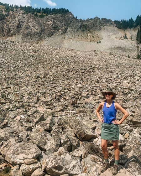 Hiking grear, hiking look, outdoors summer vacation camping hiking hat hiking boots http://liketk.it/3gFDy #liketkit @liketoknow.it   #LTKfit #LTKtravel #LTKSeasonal