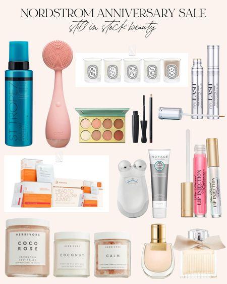 Nordstrom Anniversary Beauty: Beauty still in stock!   #LTKsalealert #LTKbeauty