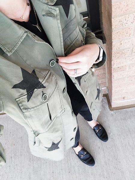 Perfect lightweight utility jacket for fall! http://liketk.it/2F4CI #liketkit @liketoknow.it
