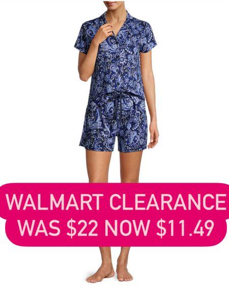 Cute little pj set by CWonder at Walmart on clearance for just $11.49! More colors and prints http://liketk.it/3kWqF #liketkit @liketoknow.it #LTKunder50 #LTKsalealert
