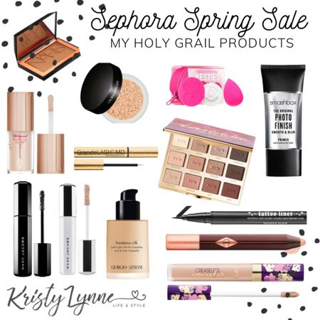 Sephora Spring Event Holy Grail Must haves I can't live without! Out of all these the Charlotte Tillbury Chemelon Eye Stick in Champagne Diamonds is my most asked about eyeshadow color! Colonies in other colors to enhance whatever color your eyes are! Go check them out! Totally worth it!  #LTKSeasonal #LTKunder100 #LTKbeauty
