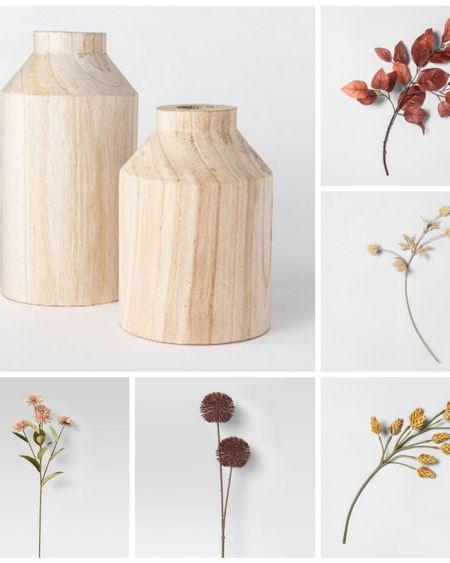 http://liketk.it/2Uq5I @liketoknow.it #liketkit target fall faux florals