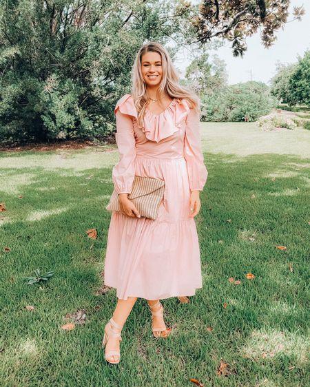 Another cute English Factory dress. I'm on a pink kick lately . http://liketk.it/3jrET #liketkit @liketoknow.it