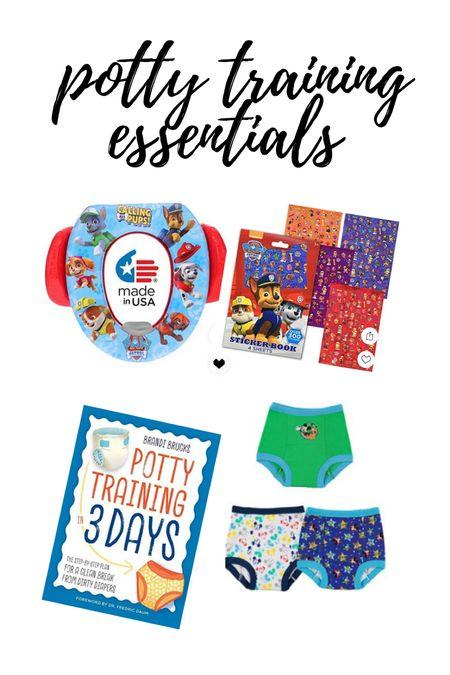 Potty training essentials   #LTKfamily #LTKbaby #LTKkids