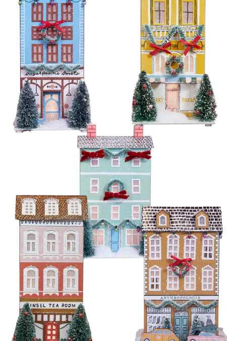 Christmas Houses! Rounded up some holiday favorites! #christmashouses #holidayhouses #christmastree #ornaments #stocking #girlschristmas   #LTKSeasonal #LTKHoliday #LTKGiftGuide