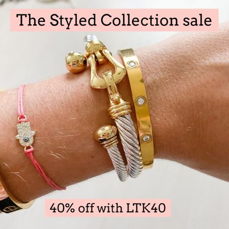 The styled Collection sale  Follow my shop on the @shop.LTK app to shop this post and get my exclusive app-only content!  #liketkit #LTKSale #LTKunder50 #LTKsalealert @shop.ltk http://liketk.it/3oc0A