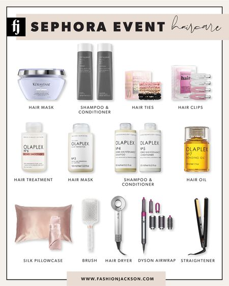 Sephora, hair care, hair, beauty, sale, vip, rouge, olaplex, dyson, slip, silk pillowcase, living proof, fashion Jackson http://liketk.it/3crg8 #liketkit @liketoknow.it #LTKsalealert #LTKbeauty #LTKunder50